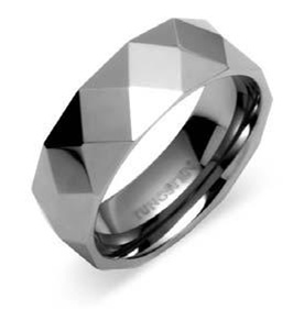 Tungsten Wedding Rings For Him