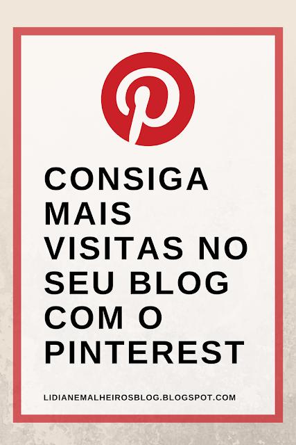 Consiga mais visitas no seu blog com o Pinterest