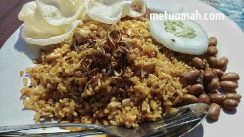 Mencicip Nasi Goreng Aceh di Sagan Jogja