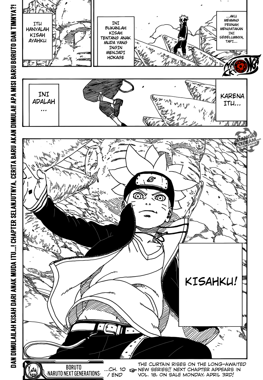 Boruto Chapter 10-45