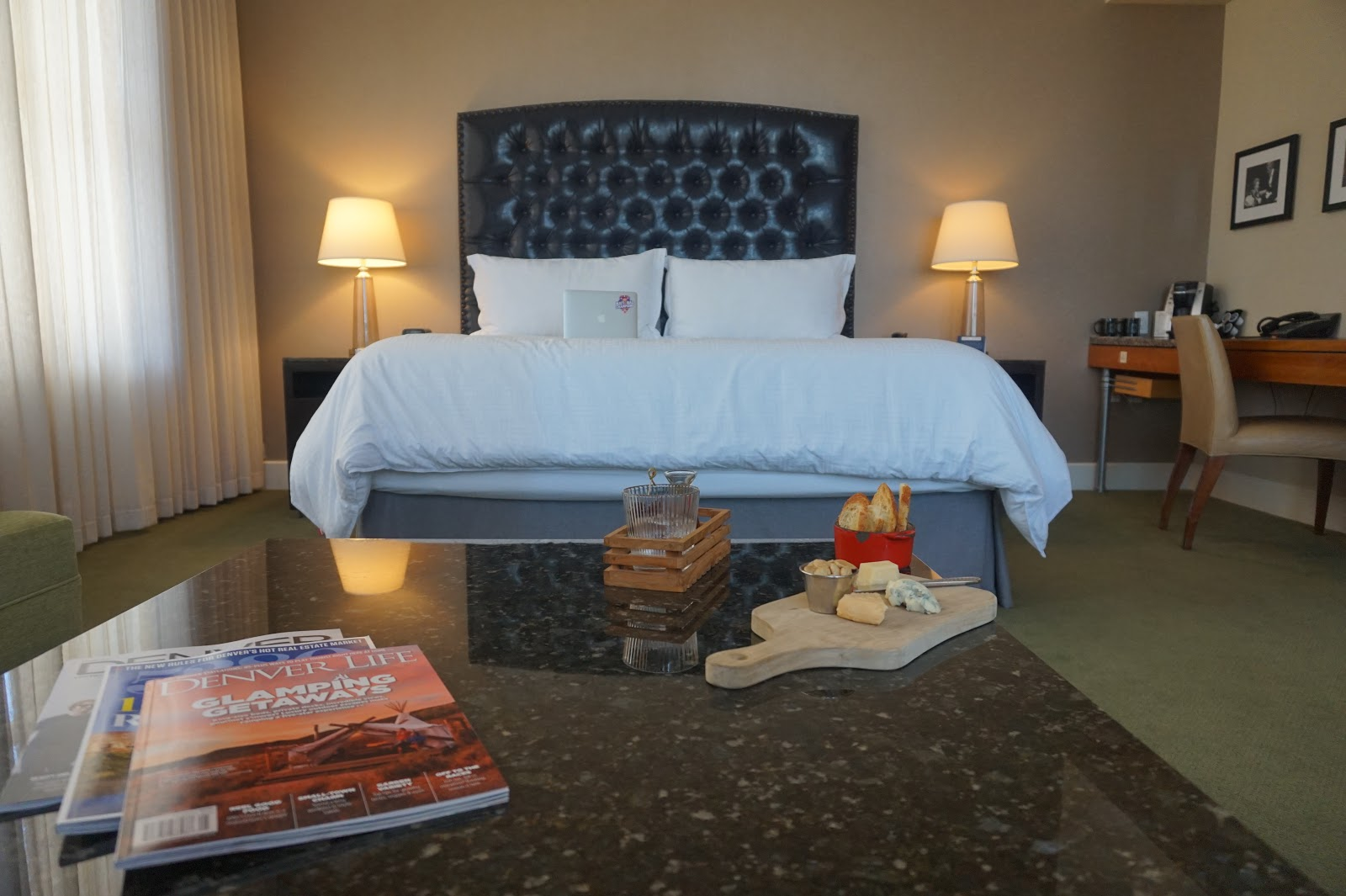 Luxury at a Historic Hotel in the LoDo District: A Review of Hotel ...
