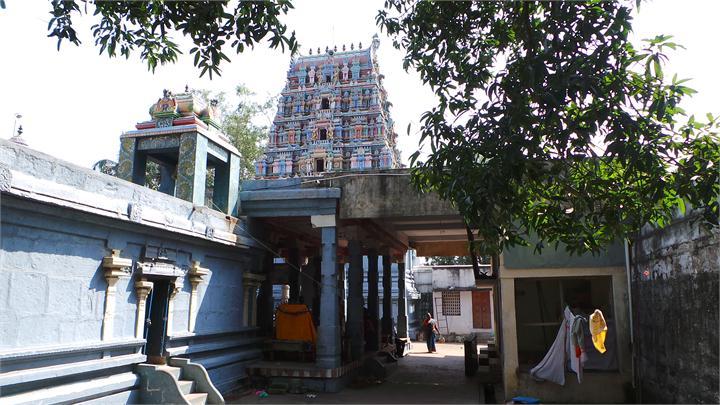 Tamilnadu Tourism: Tiruvarangulam Haratirthesvara Temple