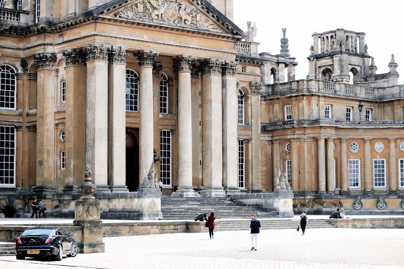 Blenheim Palace Summer Travel Diary