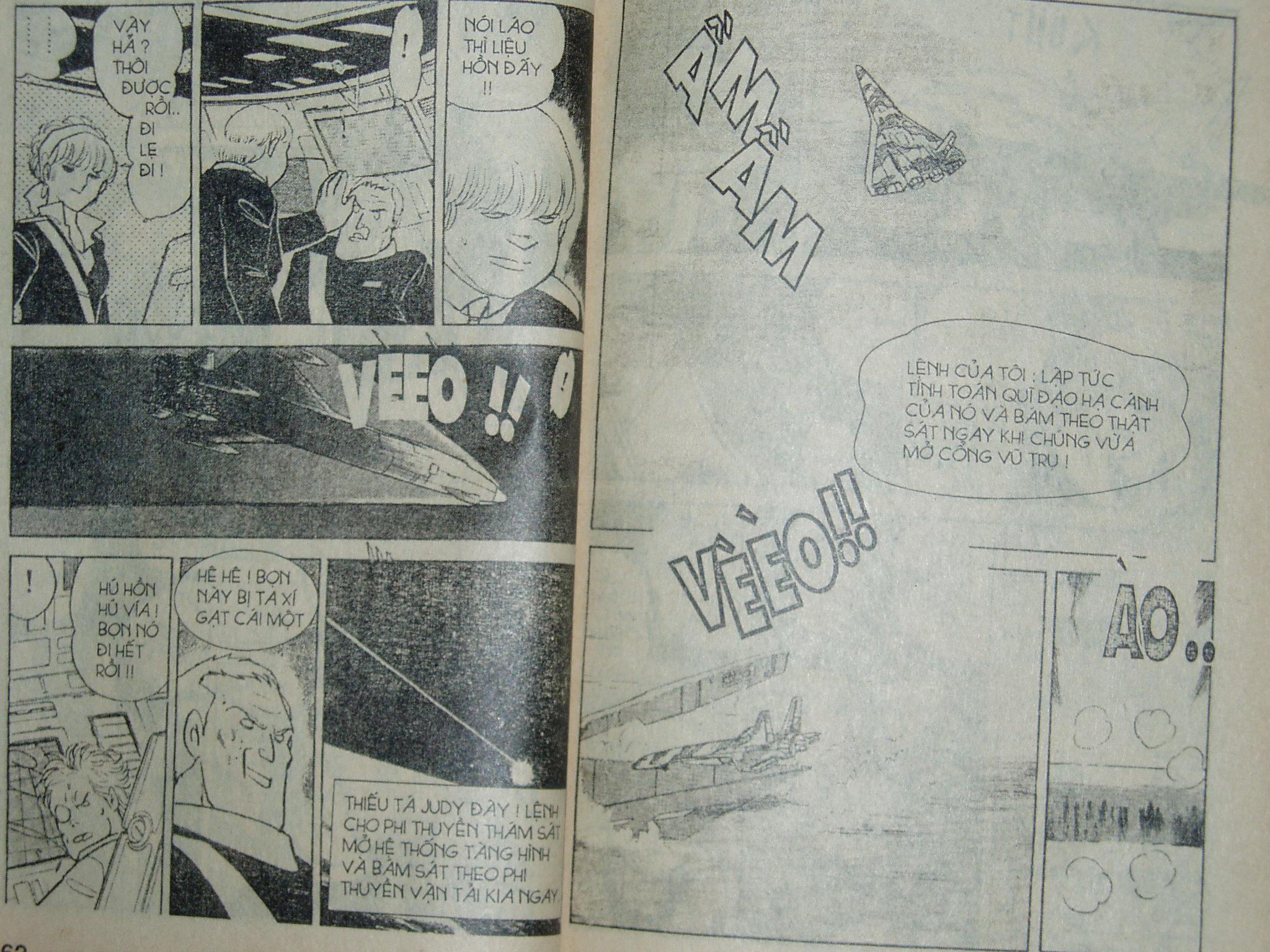 Siêu nhân Locke vol 13 trang 30