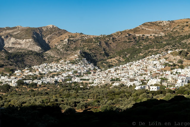 Filoti-Vallée de la Traghea-Naxos-Cyclades