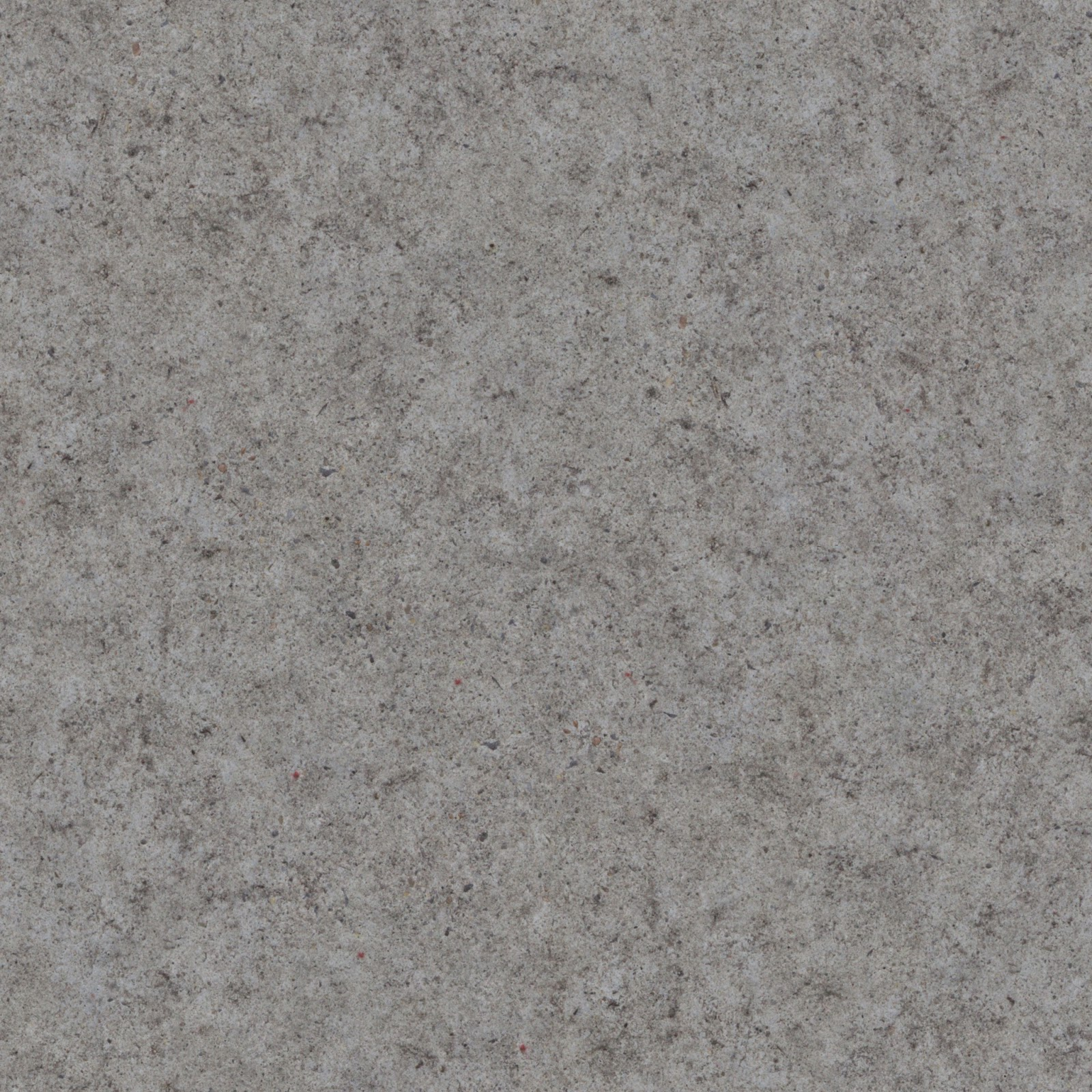 Concrete granite wall flat seamless texture 2048x2048