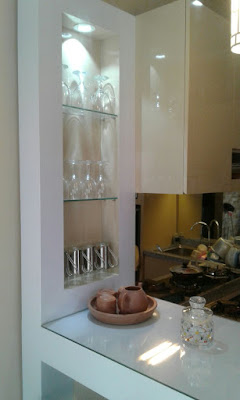 minibar dan kitchen set