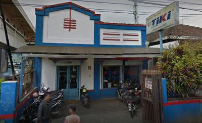 Alamat agen TIKI di Malang.