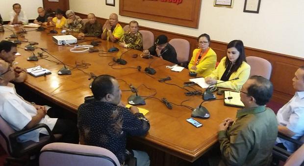 Tokoh Jabar Berbagai Unsur Sambangi DPP Partai Berkarya