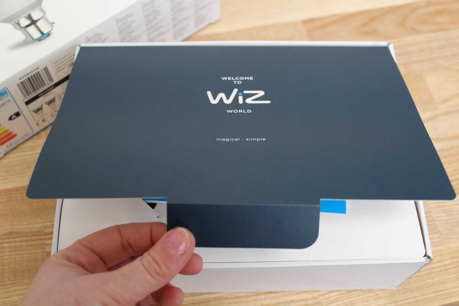 Review of Wiz Smart Lighting