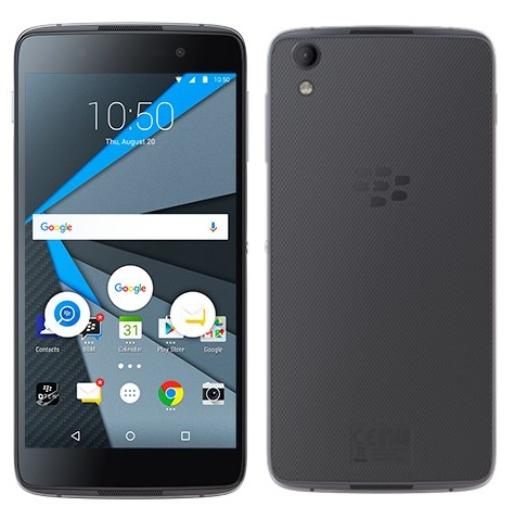 BlackBerry DTEK50 Launched, Touted as World's Most Secure Smartphone