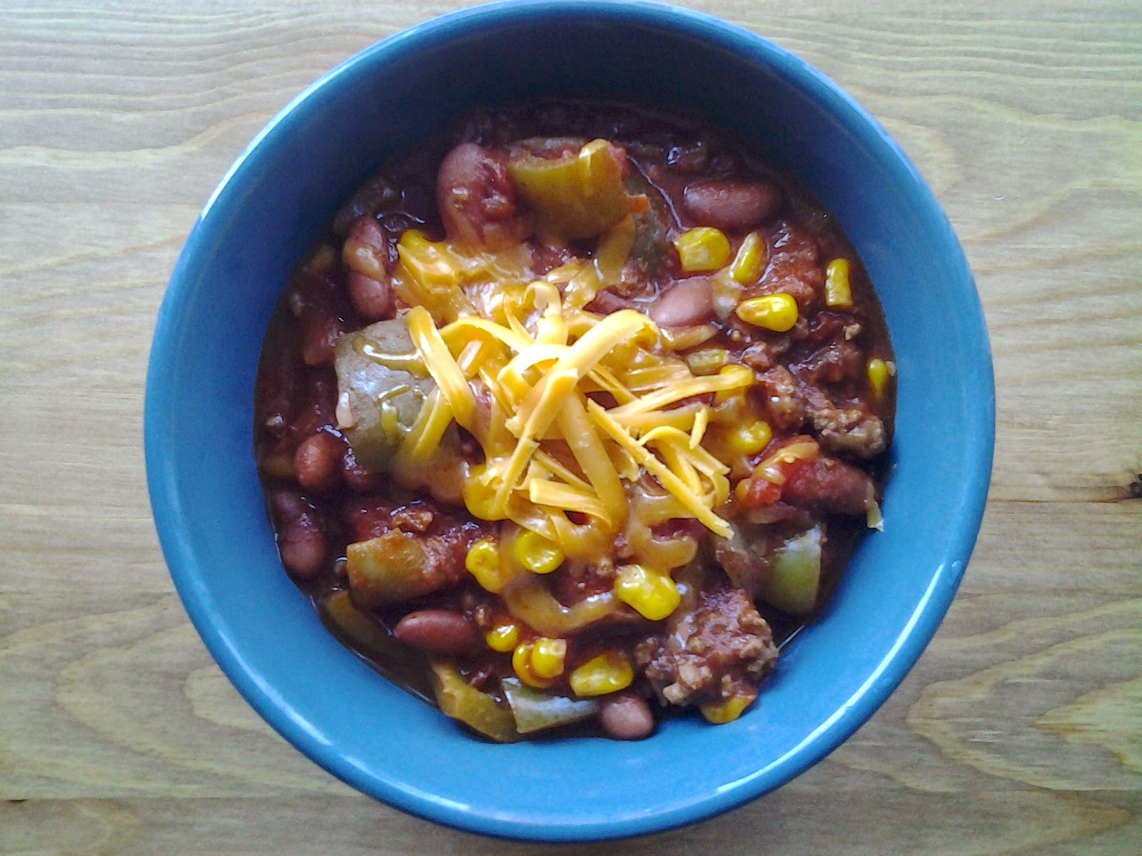 ragu chili recipe