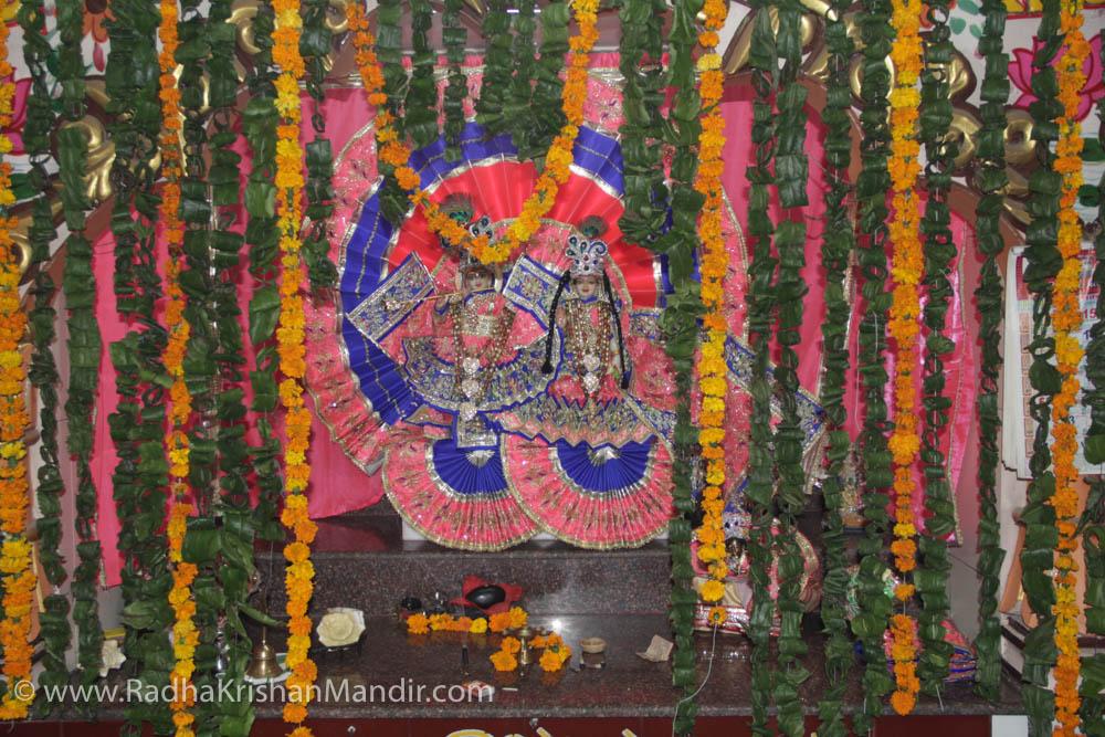 diwali with radha krishna 2017