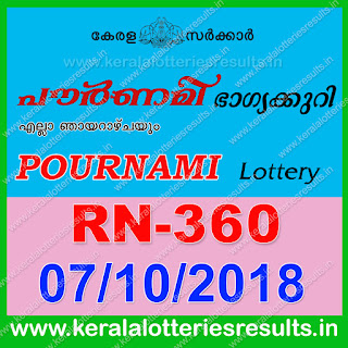 "keralalotteriesresults.in, ""kerala lottery result 7 10 2018 pournami RN 360"" 7th September 2018 Result, kerala lottery, kl result, yesterday lottery results, lotteries results, keralalotteries, kerala lottery, keralalotteryresult, kerala lottery result, kerala lottery result live, kerala lottery today, kerala lottery result today, kerala lottery results today, today kerala lottery result, 7 10 2018, 7.10.2018, kerala lottery result 07-10-2018, pournami lottery results, kerala lottery result today pournami, pournami lottery result, kerala lottery result pournami today, kerala lottery pournami today result, pournami kerala lottery result, pournami lottery RN 360 results 7-10-2018, pournami lottery RN 360, live pournami lottery RN-360, pournami lottery, 07/10/2018 kerala lottery today result pournami, pournami lottery RN-360 7/10/2018, today pournami lottery result, pournami lottery today result, pournami lottery results today, today kerala lottery result pournami, kerala lottery results today pournami, pournami lottery today, today lottery result pournami, pournami lottery result today, kerala lottery result live, kerala lottery bumper result, kerala lottery result yesterday, kerala lottery result today, kerala online lottery results, kerala lottery draw, kerala lottery results, kerala state lottery today, kerala lottare, kerala lottery result, lottery today, kerala lottery today draw result"