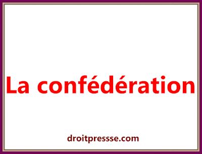 La confédération