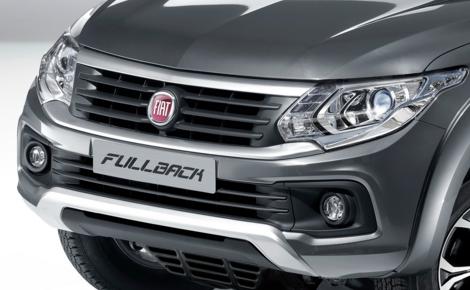 2017 Fiat Fullback Specs