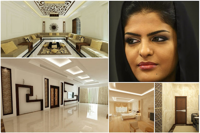 The Passion And Studied Steps .. Amira Al Otaibi's Professional Mix In The Decoration World
