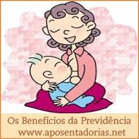 Licença maternidade, salário-maternidade, benefício no INSS
