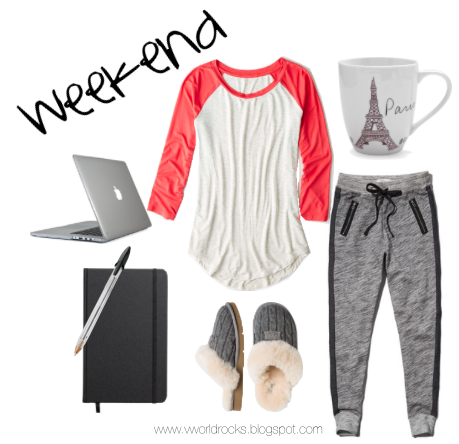 Weekend Outfit