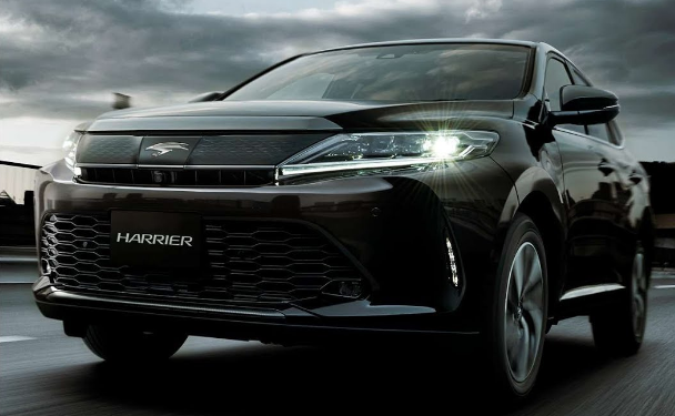 2019 Toyota Harrier Rumors
