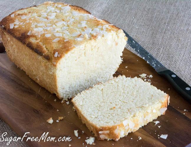 Diabetic Sponge Cake Recipes Uk: The Low Carb Diabetic: Lemon Coconut Pound Cake : Low Carb