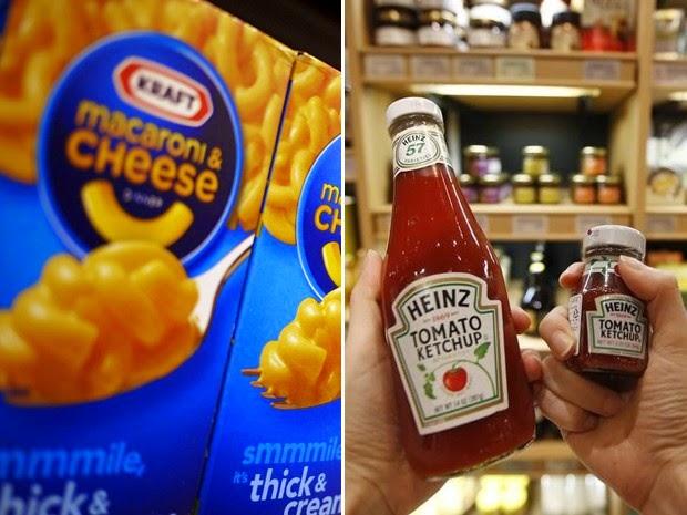 Kraft Foods se unirá com Heinz