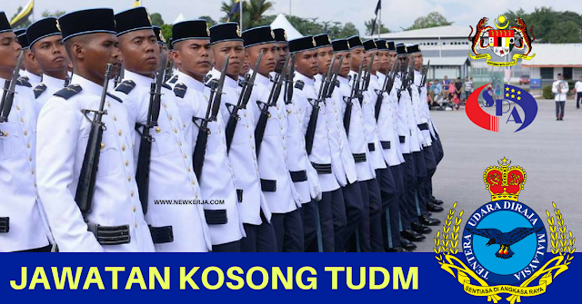 PENGAMBILAN PERAJURIT MUDA UDARA TUDM SIRI 60/19 2018 - KELAYAKAN MINIMUM SPM