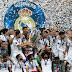 Seleção da Champions tem oito jogadores do Real Madrid