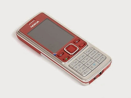 Nokia 6300 đỏ