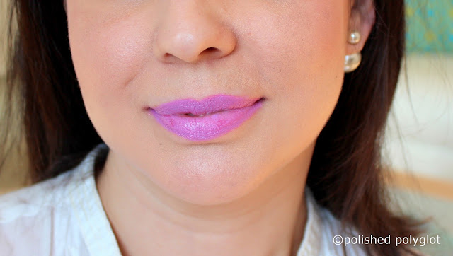 Urban Decay Vice Lipstick in Vanity kills