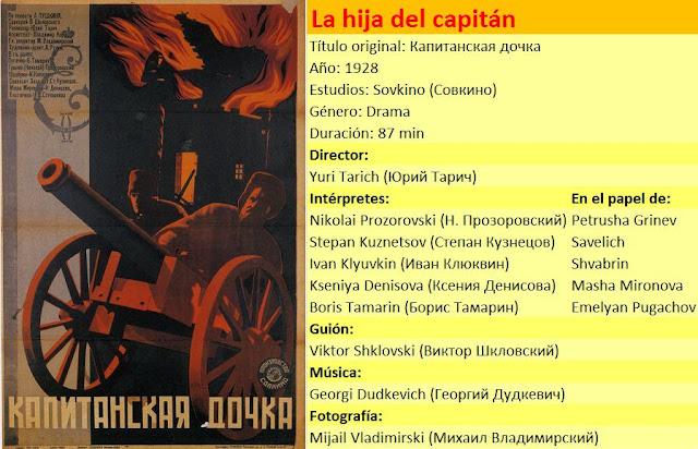 Kapitanskaya dochka - Капитанская дочка