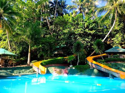 Gatubod Spring Resort - Compostela, Cebu