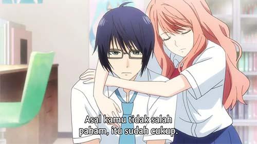 Nonton dan Download 3D Kanojo: Real Girl Episode 05 Subtitle Indonesia