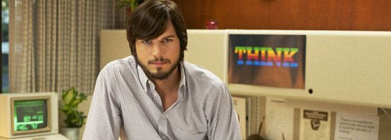 Ashton Kutcher é Steve Jobs no trailer da cinebiografia JOBS