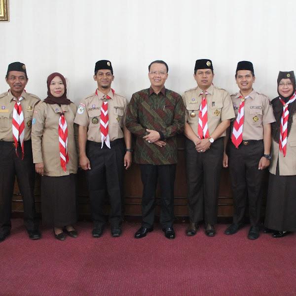 Plt Gubernur Bengkulu: Raih Prestasi, Wajib Jaga Kekompakan dan Kedisiplinan