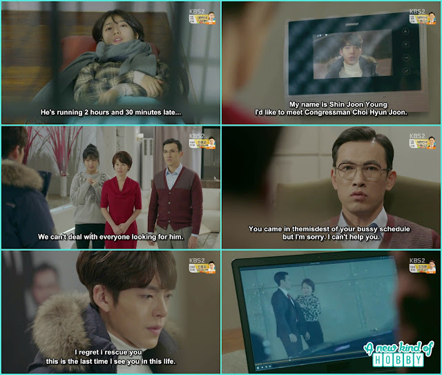 Joon Young threaten prosecutor choi - Uncontrollably Fond - Episode 11 Review - Kdrama 2016