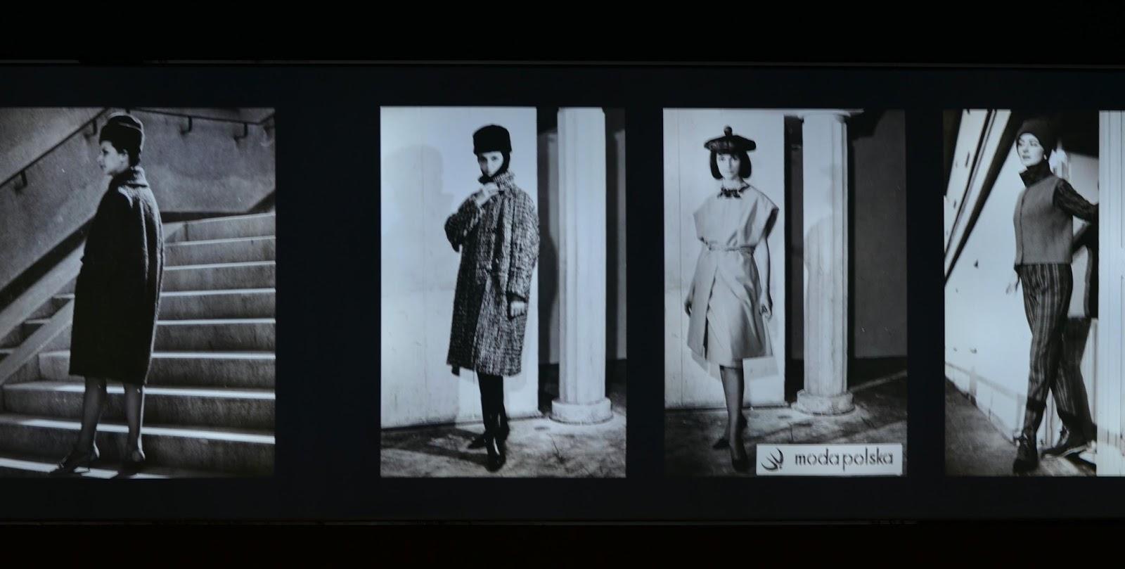 moda PRL wystawa modna i już