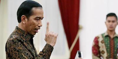 Presiden Jokowi Minta Hukum Tegas Yang Melakukan Pungli