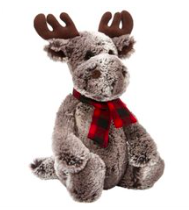 stuffed animal moose