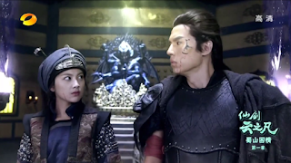 episode 1 recap of Chinese Paladin 5 Yun Zhi Fan