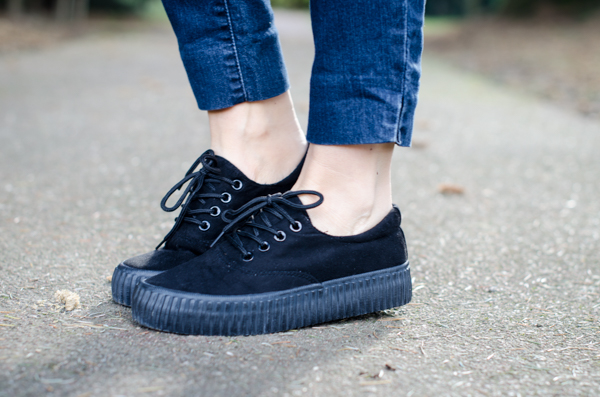 Creepers la halle aux chaussures