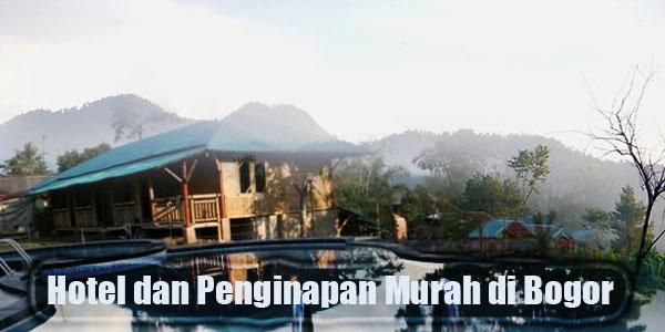 Cari Hotel Murah di Bogor