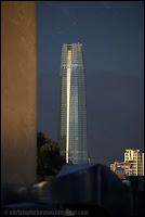 Santiago, Chili, Bellas Artes, Torre Costanera