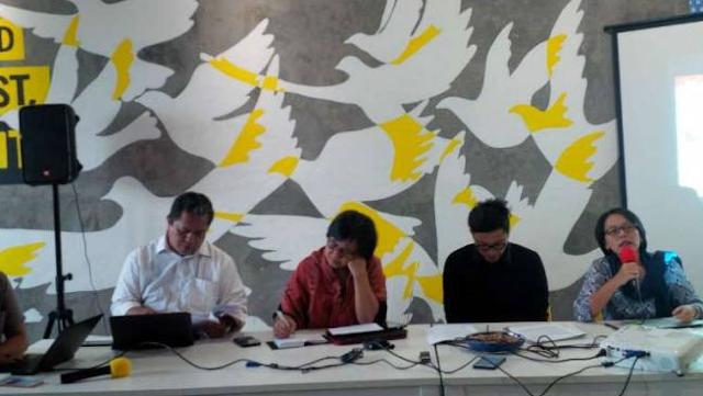 Tiga Tahun Jokowi, Amnesty Beri Rapor Merah