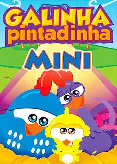 Galinha Pintadinha Mini - DVDRip Nacional