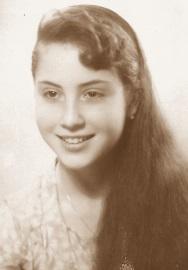 La ajedrecista Marina Ribera Ricart