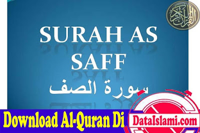 Download Surat As Shaff Mp3 Suara Merdu