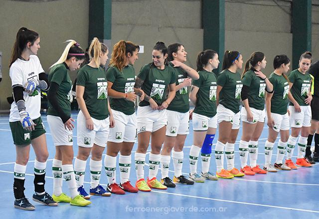 El Futsal Femenino cerró una gran campaña