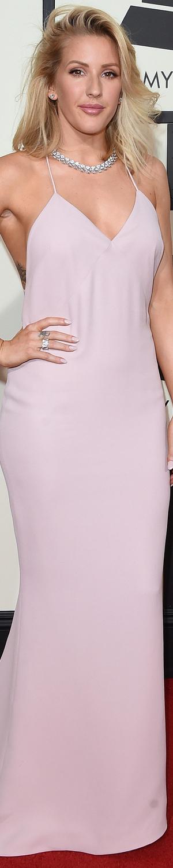 Ellie Goulding 2016 Grammy's