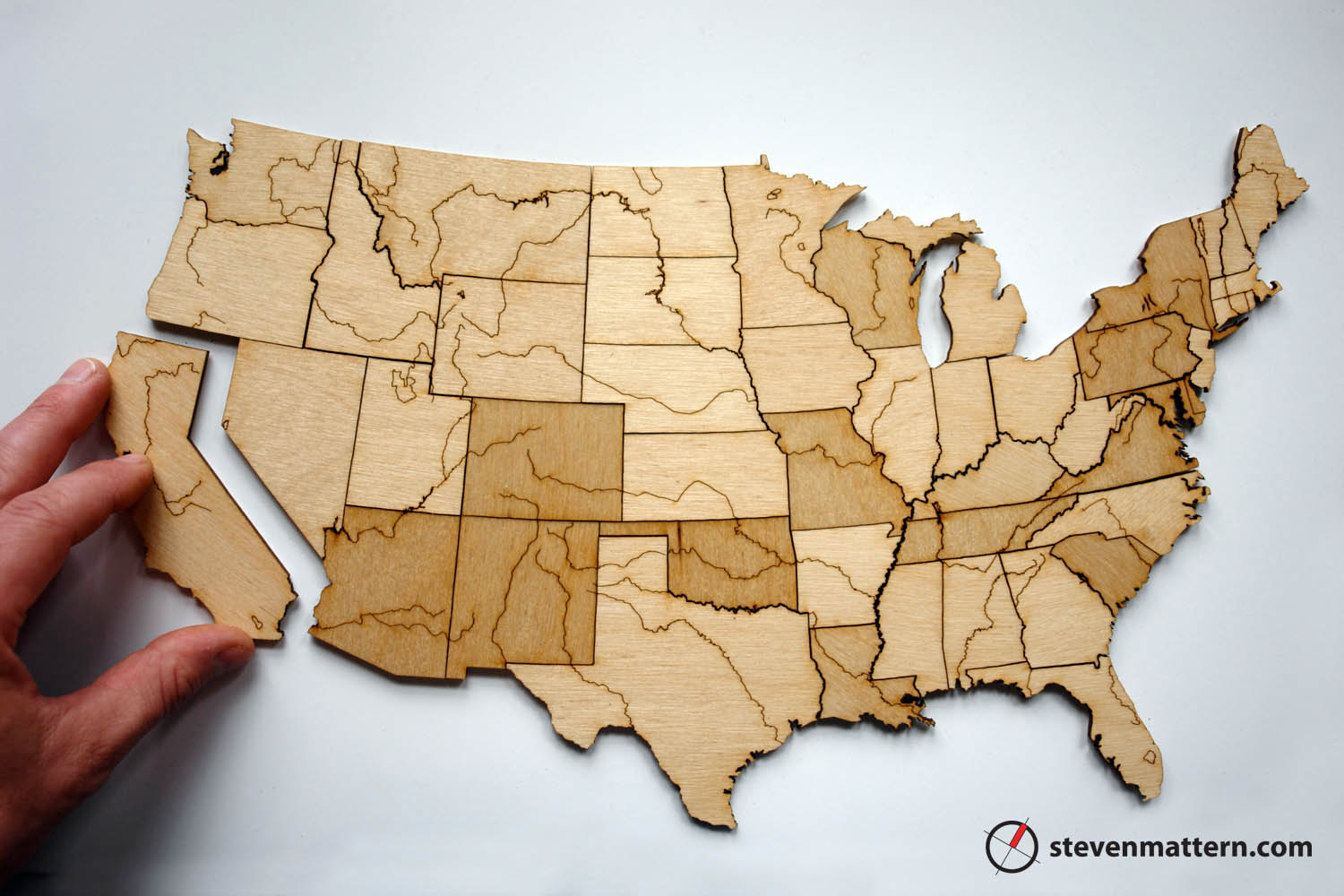 United States Map Magnets.15 Cool Fridge Magnets And Unusual Fridge Magnet Designs Part 5